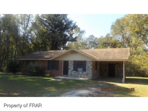Photo of 1509 POPE ST  RAEFORD  NC