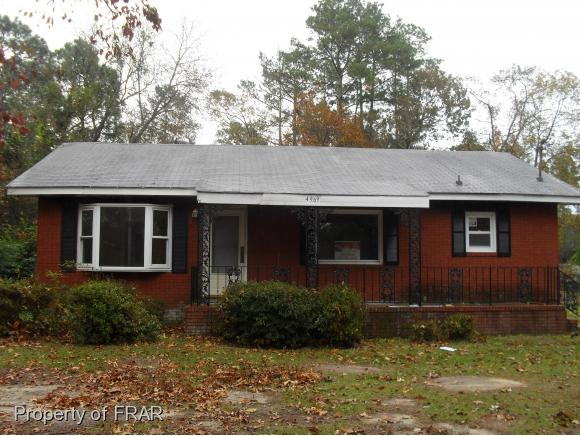 Photo of 4969 ARLINGTON ST  HOPE MILLS  NC