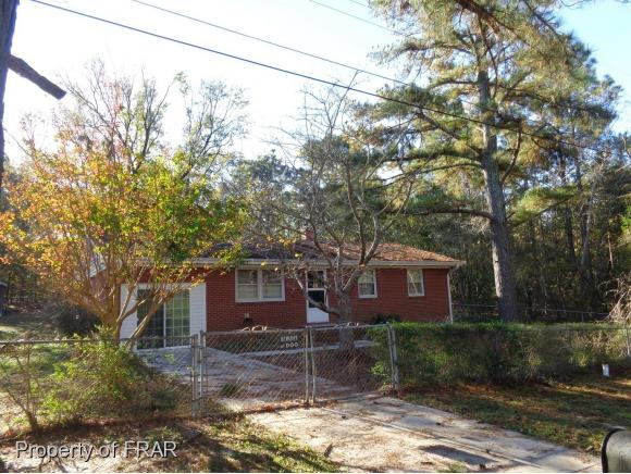 Photo of 1510 CRESCENT DRIVE  SPRING LAKE  NC
