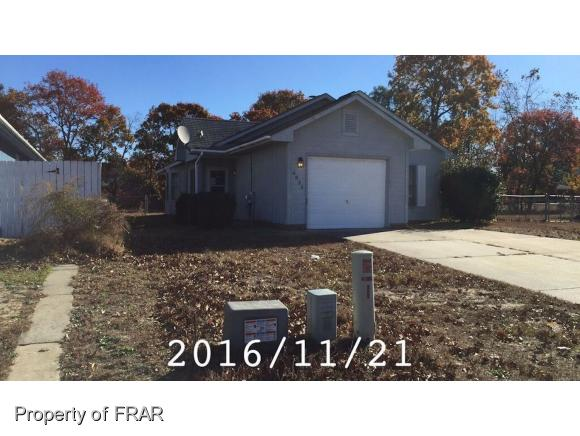Photo of 6833 WINTHROP DR  FAYETTEVILLE  NC