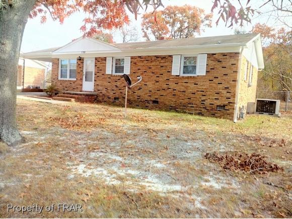 Photo of 1702 GARDENIA AVE  FAYETTEVILLE  NC