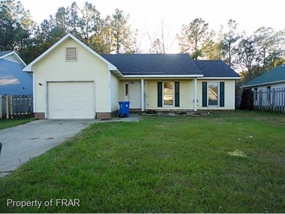 Photo of 1649 VEANNA DR  FAYETTEVILLE  NC