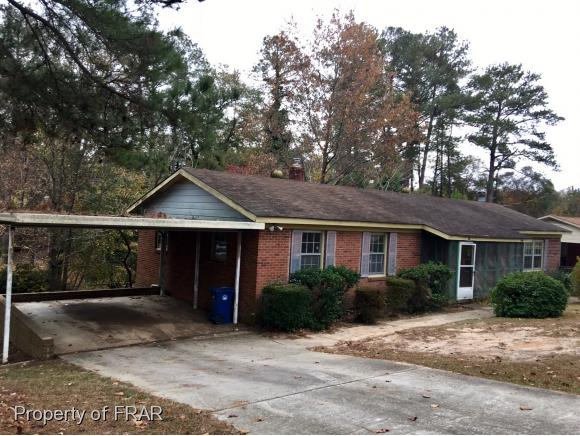 Photo of 805 MCLAMB DR  FAYETTEVILLE  NC