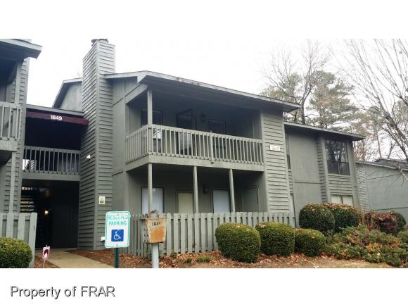 Photo of 1849 TRYON DRIVE 8  FAYETTEVILLE  NC