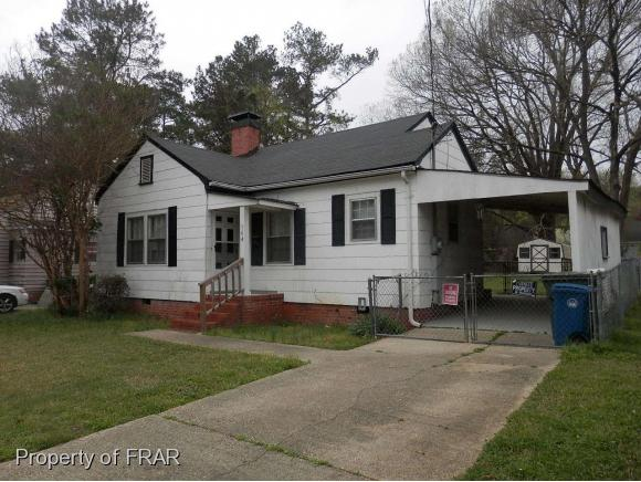 Photo of 304 CENTRAL DR  FAYETTEVILLE  NC