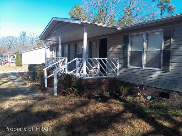 Photo of 1515 OBANNON DR  RAEFORD  NC