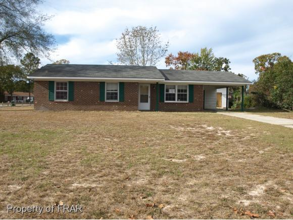 Photo of 5972 SPINNER RD  HOPE MILLS  NC
