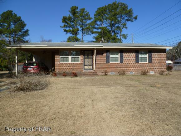Photo of 306 COLE AVE  RAEFORD  NC
