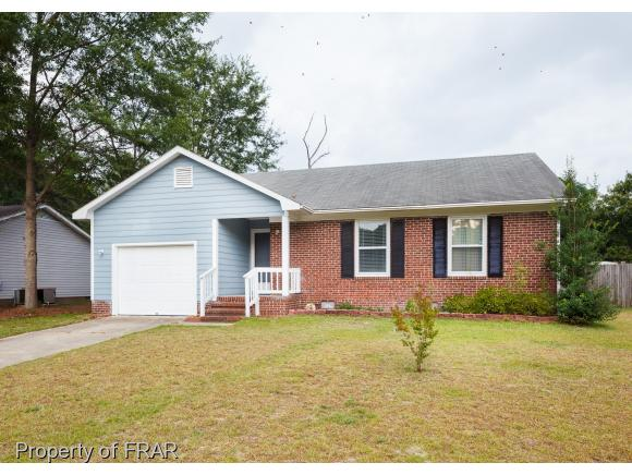 Photo of 2601 QUAIL FOREST DR  FAYETTEVILLE  NC