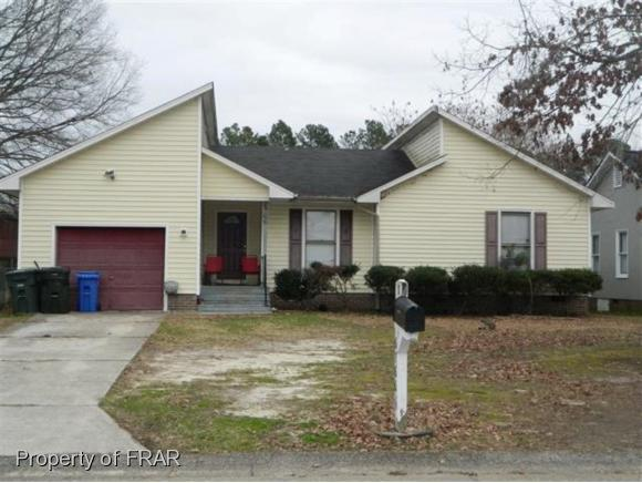 Photo of 6766 CANDLEWOOD DRIVE  FAYETTEVILLE  NC