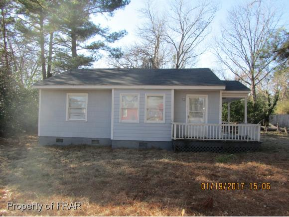 Photo of 309 EUCALYPTUS RD  FAYETTEVILLE  NC