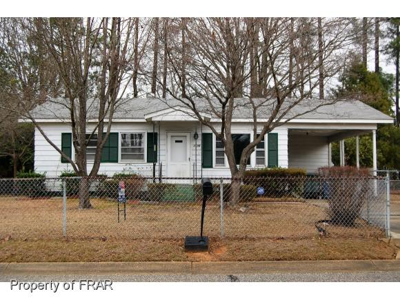Photo of 3106 IMPERIAL DRIVE  FAYETTEVILLE  NC