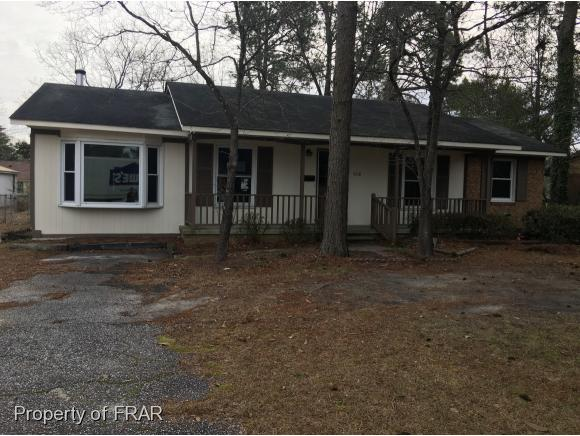 Photo of 5318 MARYLAND DR  FAYETTEVILLE  NC