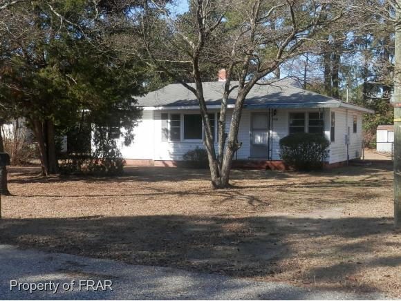 Photo of 1118 WELLONS DR  FAYETTEVILLE  NC