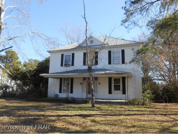 Photo of 108 CHURCH ST  RED SPRINGS  NC