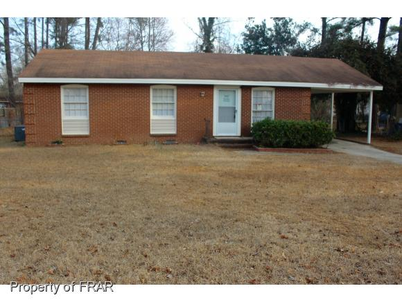 Photo of 7260 AINSLEY ST  FAYETTEVILLE  NC