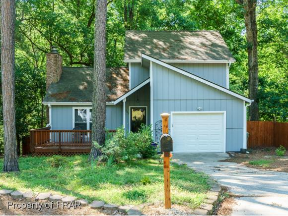 Photo of 322 WATERGAP DRIVE  FAYETTEVILLE  NC