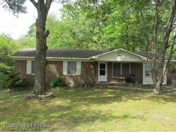 Photo of 4758 DOMINION ROAD  FAYETTEVILLE  NC