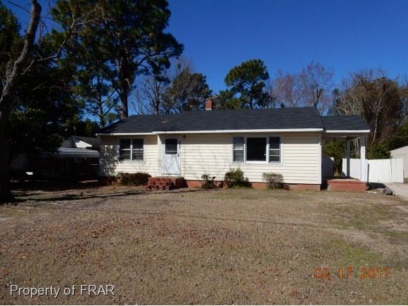 Photo of 1126 WELLONS DR  FAYETTEVILLE  NC