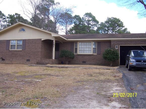 Photo of 181 SUMMERHILL RD  FAYETTEVILLE  NC