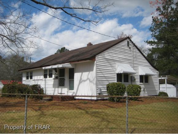 Photo of 502 FORREST ST  RAEFORD  NC