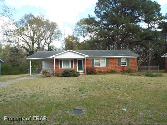 Photo of 5850 COLUMBINE RD  FAYETTEVILLE  NC