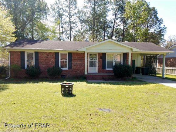 Photo of 3225 GLENMORE DR  HOPE MILLS  NC