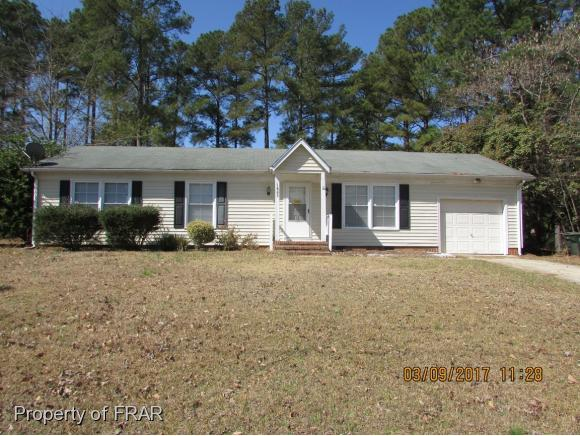 Photo of 1605 MOREHEAD AVE  FAYETTEVILLE  NC