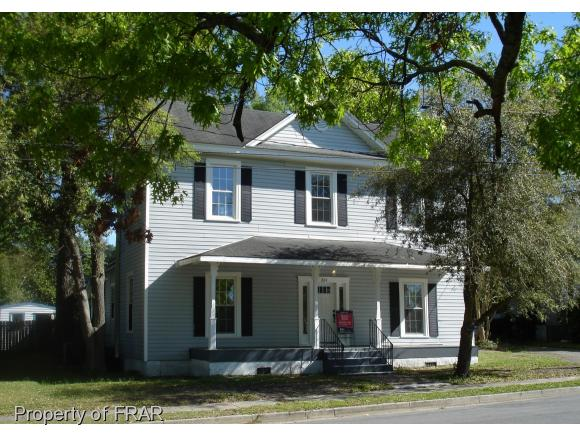 Photo of 204 E 2ND AVE  RED SPRINGS  NC