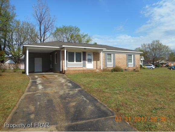 Photo of 5401 CASSIDY CT  FAYETTEVILLE  NC