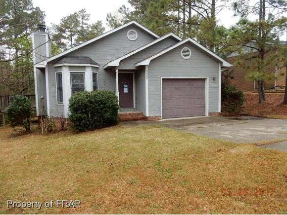 Photo of 3309 MELBA DR  FAYETTEVILLE  NC