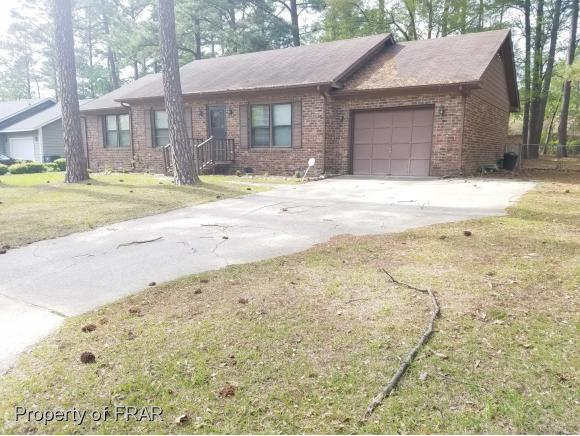 Photo of 5820 TILLERY LN  FAYETTEVILLE  NC
