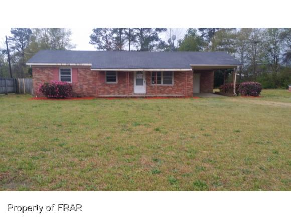 Photo of 1605 ABERDEEN ROAD  RAEFORD  NC