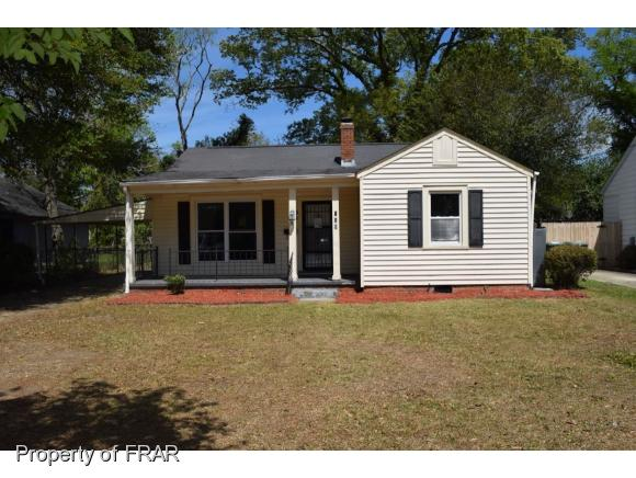 Photo of 115 BRAINERD AVE  FAYETTEVILLE  NC