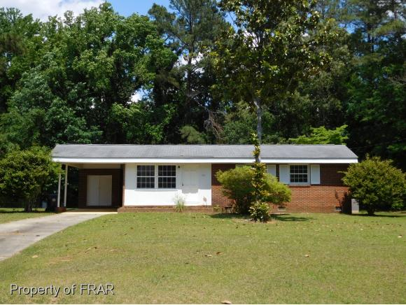 Photo of 120 CENTER DR  RAEFORD  NC