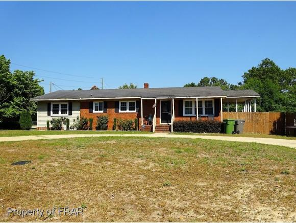 Photo of 3621 LAKE FOREST ROAD  HOPE MILLS  NC