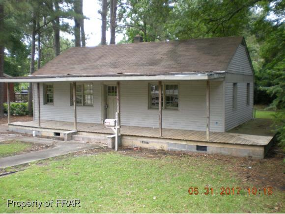 Photo of 206 E PROSPECT AVE  RAEFORD  NC