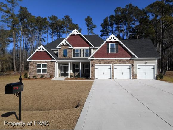 Photo of 3261 AB CARTER RD  FAYETTEVILLE  NC