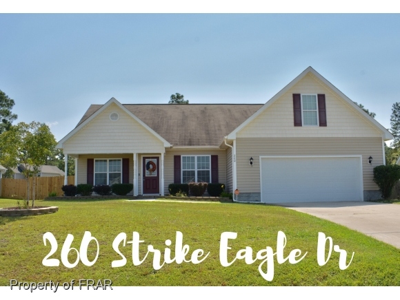 Photo of 260 STRIKE EAGLE DR  BROADWAY  NC