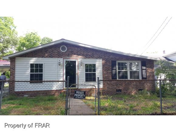 Photo of 648 RAY ST  RAEFORD  NC