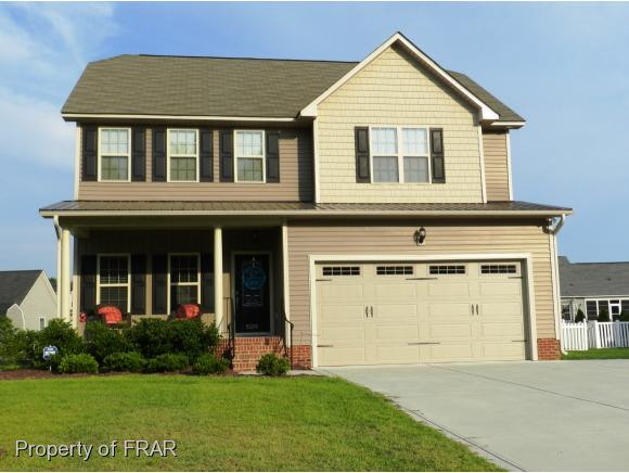 Photo of 5274 ANNA BELLE LANE  WADE  NC