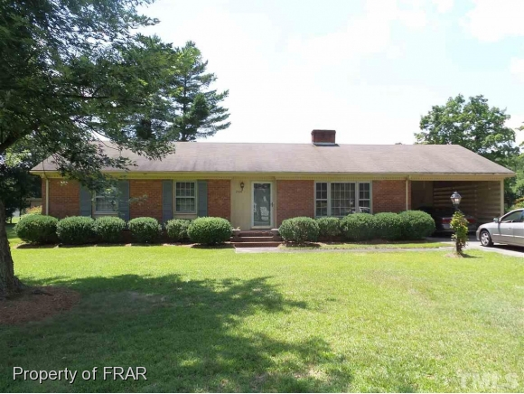 Photo of 284 S CARRIE ST  COATS  NC