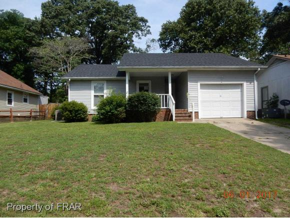 Photo of 1370 WORSTEAD DR  FAYETTEVILLE  NC