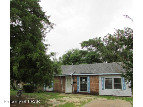 Photo of 919 SPELLMAN DR  FAYETTEVILLE  NC