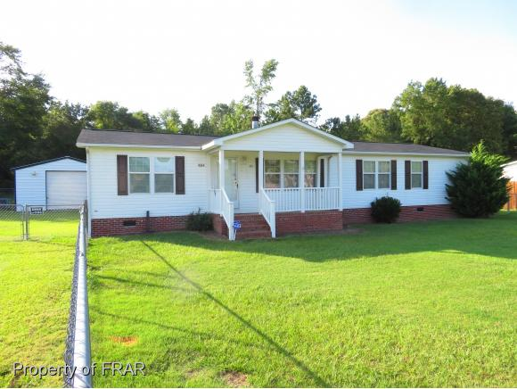 Photo of 434 SANDY GROVE RD  PARKTON  NC