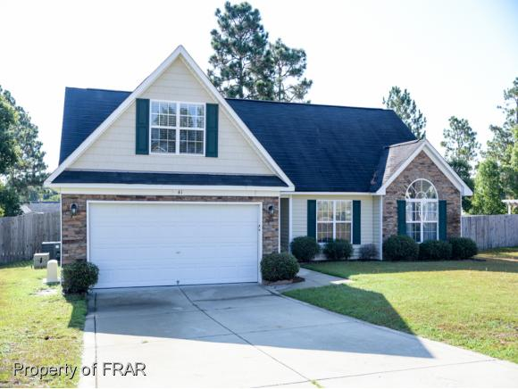 Photo of 41 TURKEY OAK CIR  BUNNLEVEL  NC