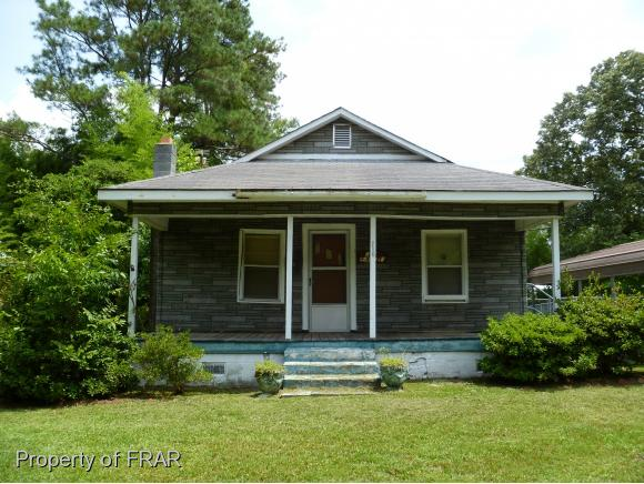 Photo of 710 GREEN ST  RAEFORD  NC