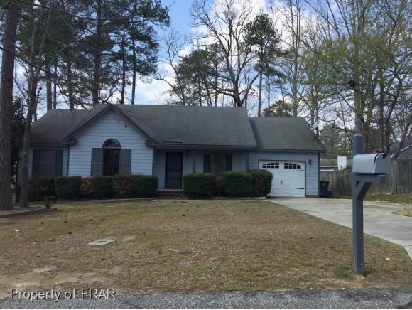 Photo of 6704 POTTERS CT  FAYETTEVILLE  NC