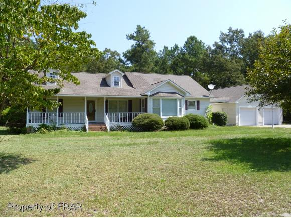 Photo of 1357 COPE RD  RED SPRINGS  NC