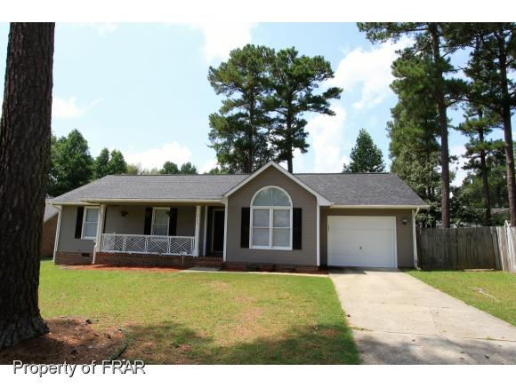 Photo of 6704 BYFORD CT  FAYETTEVILLE  NC